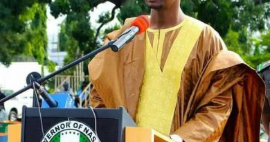 Forthcoming LG Elections: Gov Sule Warns 'Chop-Chop' Aspirants To Keep Off