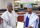 SSA Hon Yusuf Jibrin Maianguwa inaugurated as member ATBU Bauchi Governing Council